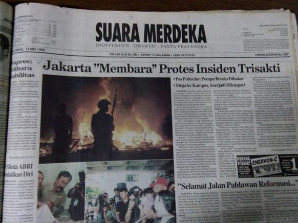 Trisakti Di Jakarta