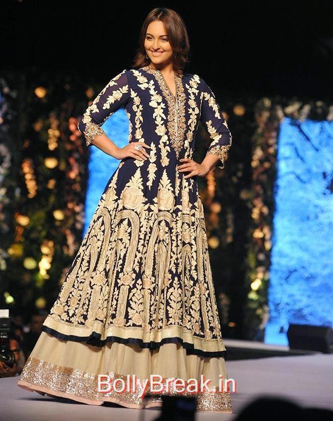 Sonakshi Sinha, Sonakshi, Aamir, Diandra's CPAA Fashion Show Photo gallery 2015