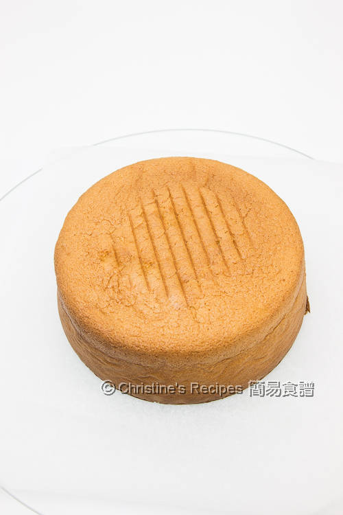 海綿蛋糕【分蛋法易成功】Sponge Cake Separated Eggs Method