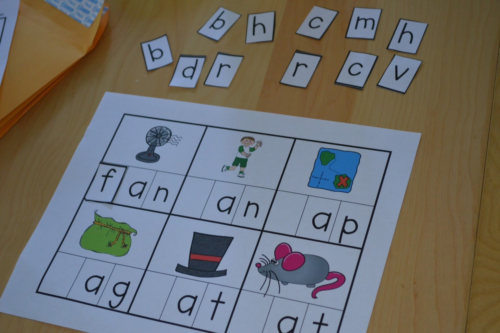 Sarah S First Grade Snippets Literacy Centers For