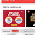 Reliance Jio Double Dhamaka offer: How to avail Rs 100 off on recharge and get 1.5GB extra daily data.