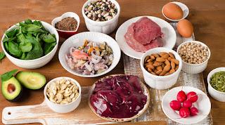 Rambut gugur; zink; suplemen zink; tip tambah selera makan; sering demam dan selesema; petua cepat sembuh luka