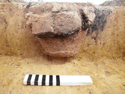 Bronze Age discoveries at development site