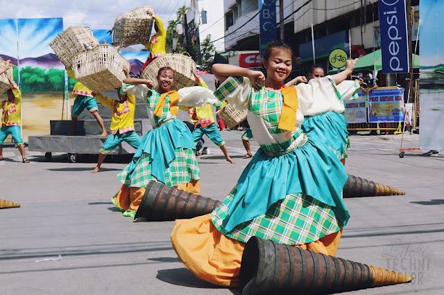 AirAsia in Iloilo Fiesta Pilipinas Kasadyahan Regional Competition