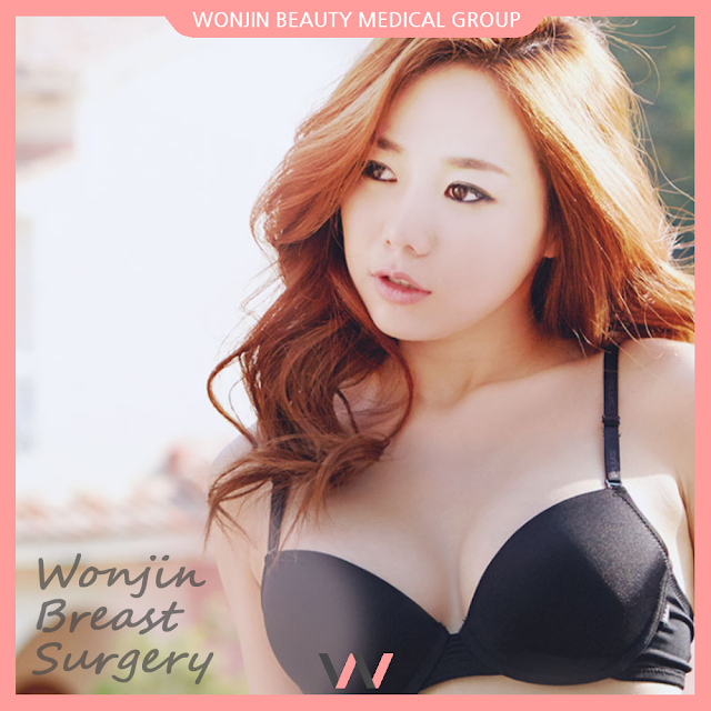 Korea Breast Surgery Result Is Just So NATURAL