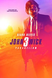 John Wick 3: Parabellum - HDRip Dublado