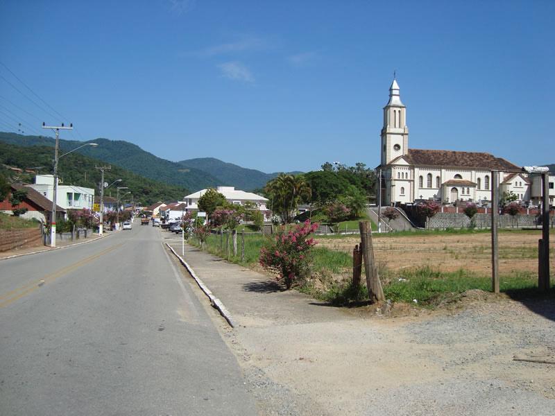 Águas Mornas, Geografia e História de Águas Mornas em Santa Catarina