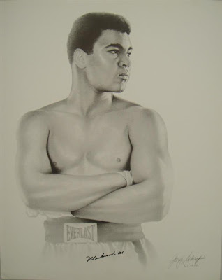 muhammad ali coloring pages - rare and vintage images may 2012