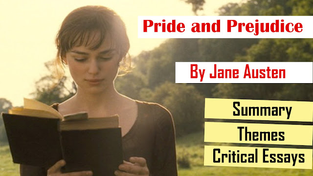 Pride and prejudice, myexamsolution, my exam solution, english literature, ugc net english literature,