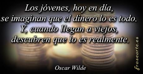 Frases De Economía Oscar Wilde Frases De Economía Oscar