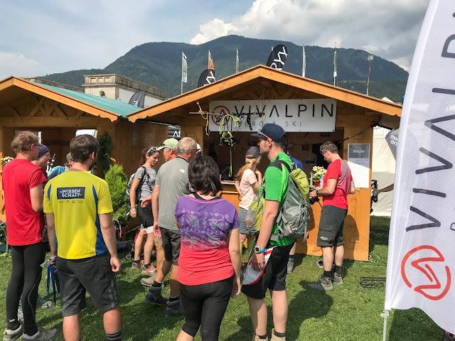 Übers Gatterl auf die Zugspitze  Alpentestival Garmisch-Partenkirchen   Gatterl-Tour auf die Zugspitze über ehrwalder Alm und Knorrhütte 17