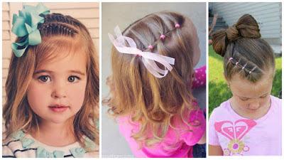 Peinados Para Nina Pelo Corto Bautizo Peinados Novias