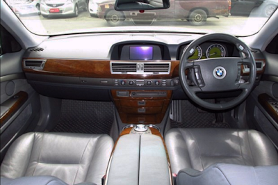 Interior Dashboard BMW E66 Prefacelift