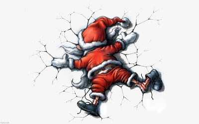 santa_fell_down_crack_funny_image