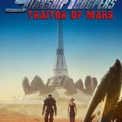 Poster Starship Troopers: Traitor of Mars 2017