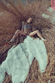 Ali Michael sensual horny pics by Sofia Sanchez and Mauro Mongiello