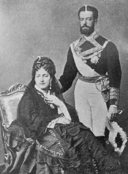 Savoia- Reyes de Espana