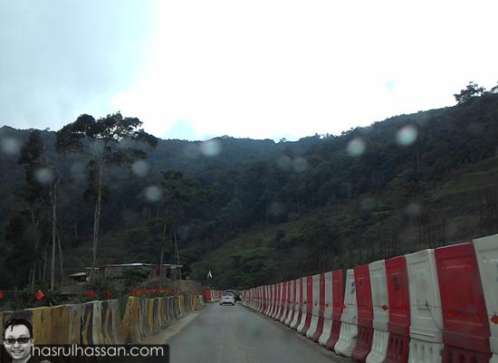 Laluan Cameron Highlands - Gua Musang