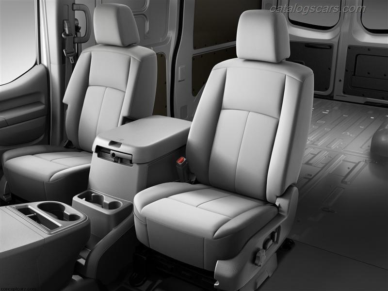صور سيارة نيسان NV 2012 - اجمل خلفيات صور عربية نيسان NV 2012 - Nissan NV Photos Nissan-NV_2012_800x600_wallpaper_18.jpg