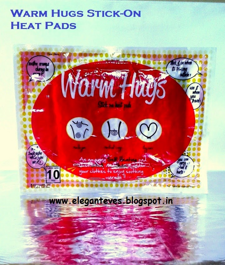 Warm Hugs Stick On Heat pads