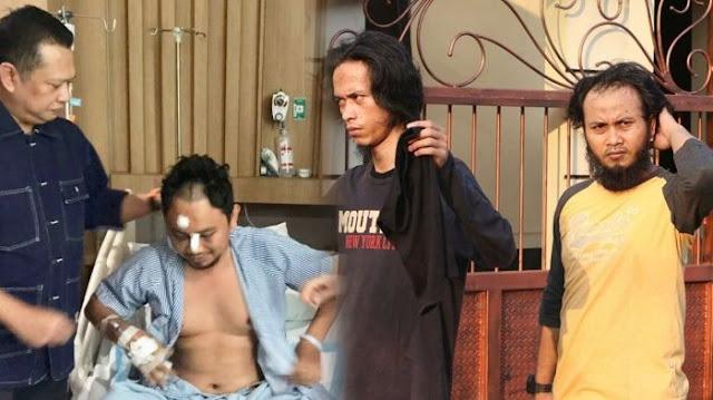 Mencekam, Begini Pengakuan Bripka Iwan Sarjana Yang Selamat Dari Sekapan Teroris: Rekan Saya Ditembak Karena Menolak.....