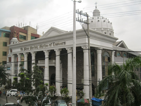 St. Peter Church, Commonwealth Ave., Quezon City