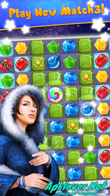 Season Match Puzzle Adventure MOD APK unlimited money