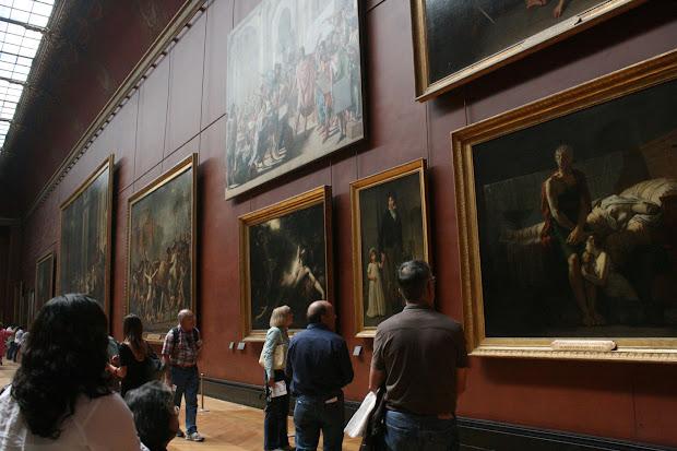 The Louvre Museum Virtual Tours of Paris