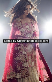 Tena Durrani Omorose Bridal Collection 2016-2017