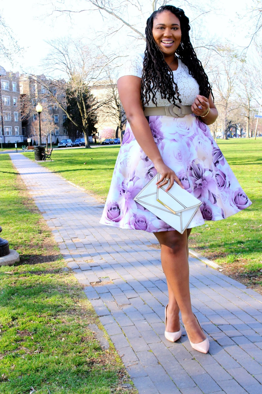 What to Wear for Easter Sunday- A Thick Girl\'s Closet
