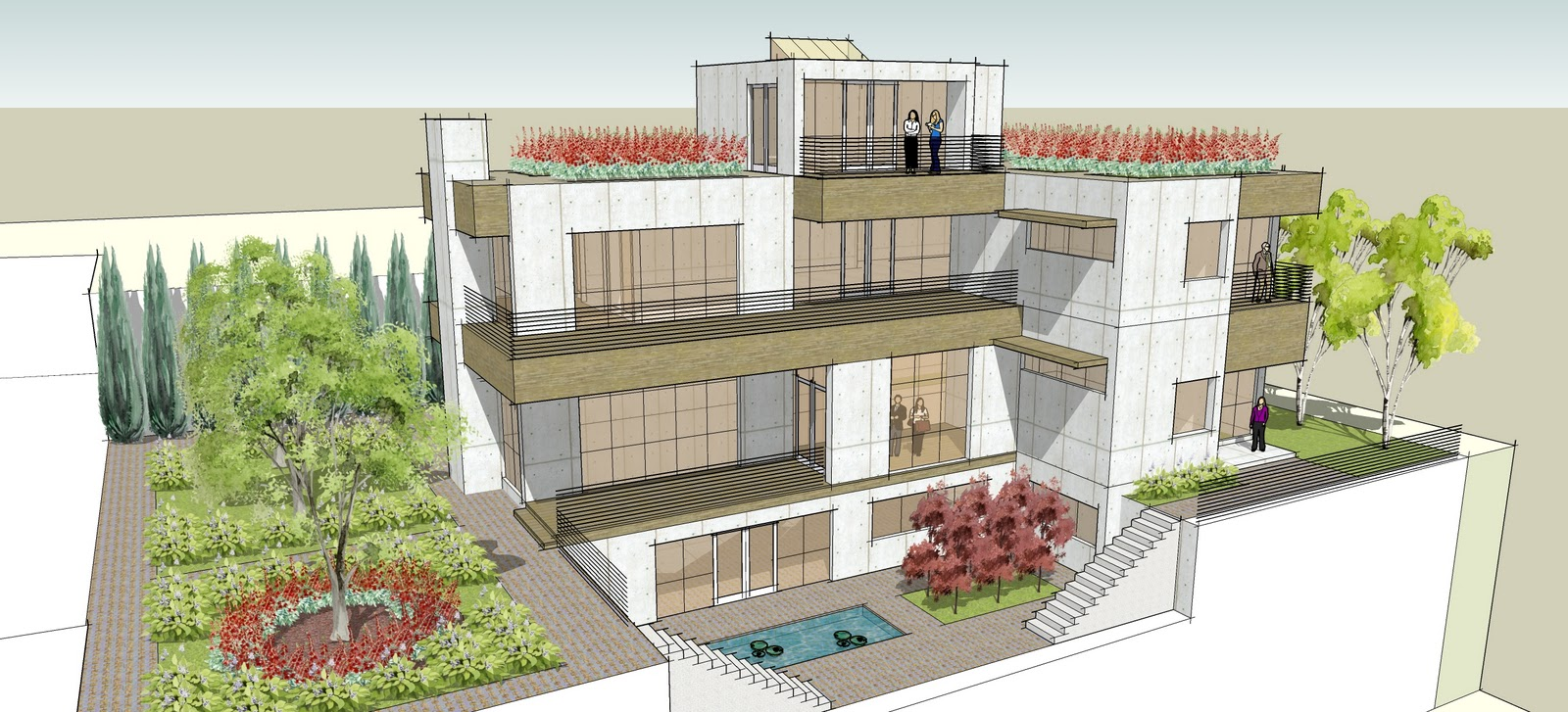 Rumah Minimalis Nan Nyaman Hunian Kekinian Ala Korea