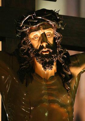 Procesión Santísimo Cristo de los alabarderos- Viernes Santo