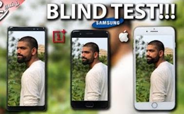 iPhone 8 Plus vs OnePlus 5 vs Galaxy Note 8 – Portrait Mode BLIND TEST!