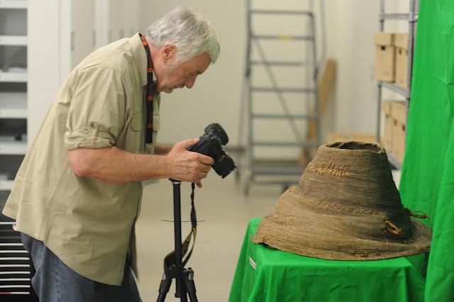 Elaborate baskets reveal sophisticated societies in Peru 15,000 years ago