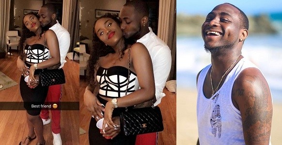 5 Things Davido Has Done For Chioma, His Girlfriend