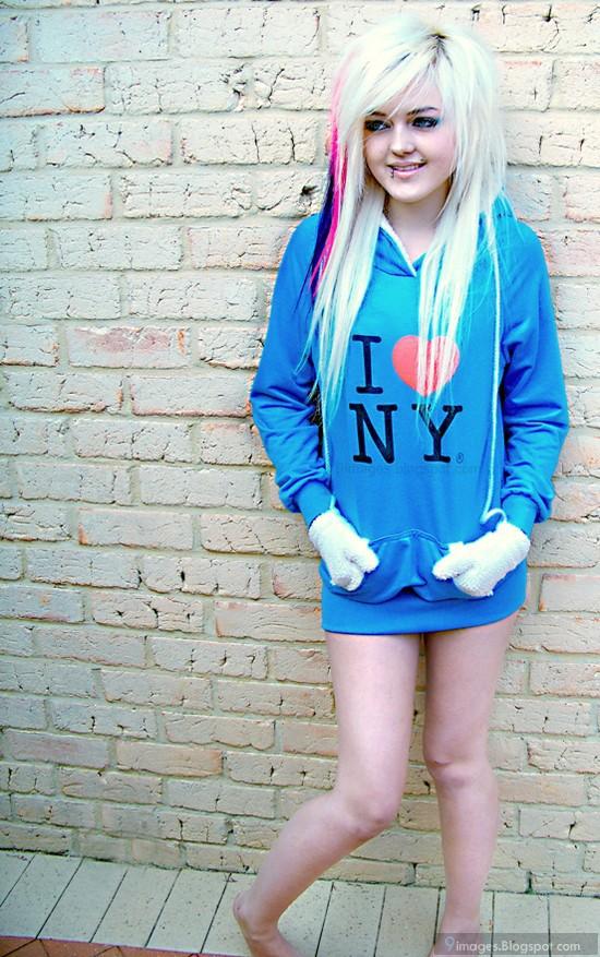 Cute Emo Teen 109