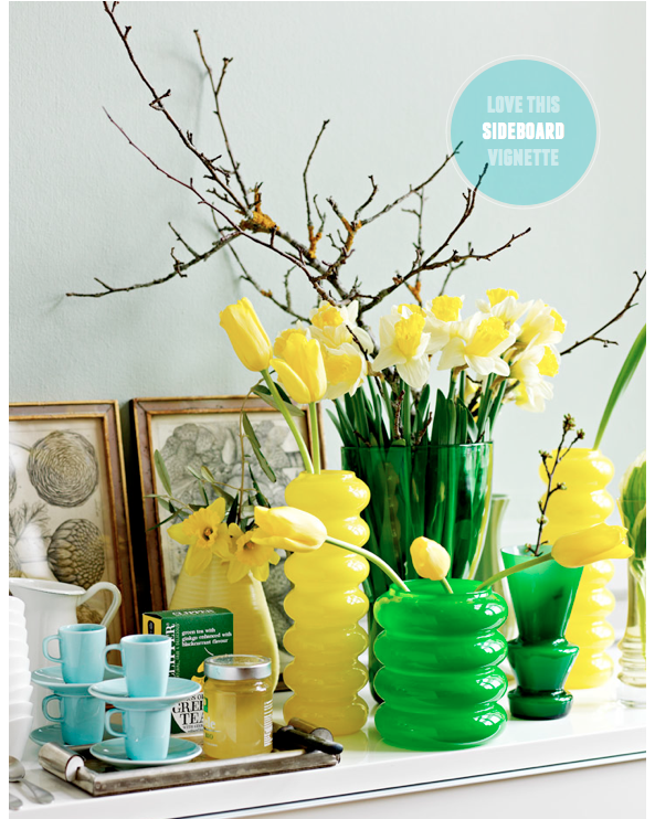 Bright Bazaar An Easter Tabletop