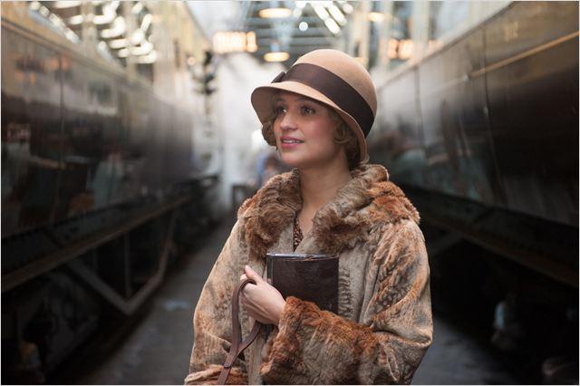 """Alicia Vikander en """"La Chica Danesa"""""""