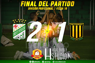 Oriente Petrolero 2 - The Strongest 1 - DaleOoo