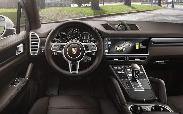Porsche Cayenne 2019 E-Hybrid