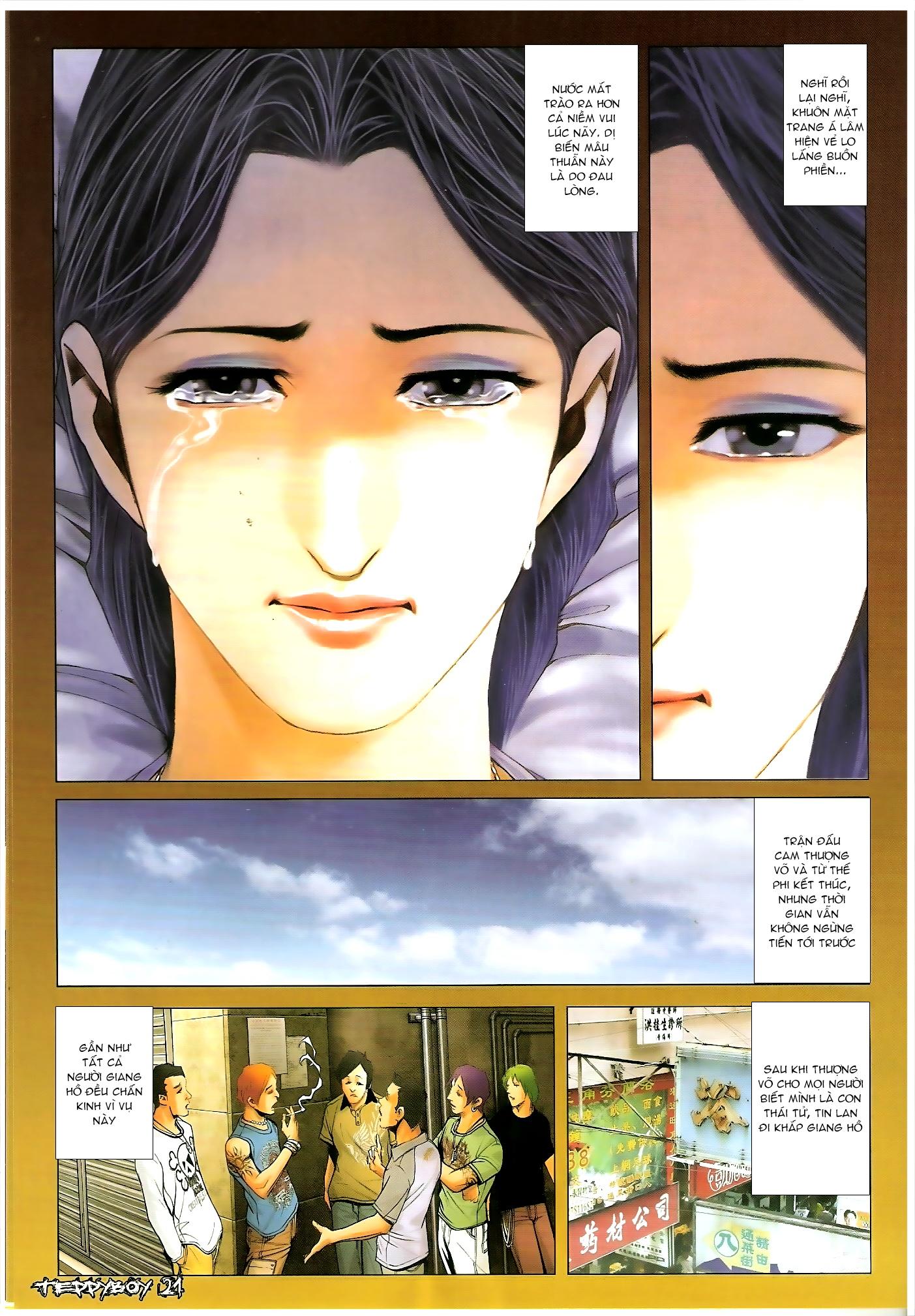 Người Trong Giang Hồ - Chapter 1310: Đừng gạt em nữa - Pic 18