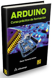 Libro Arduino PDF: Curso práctico de formación