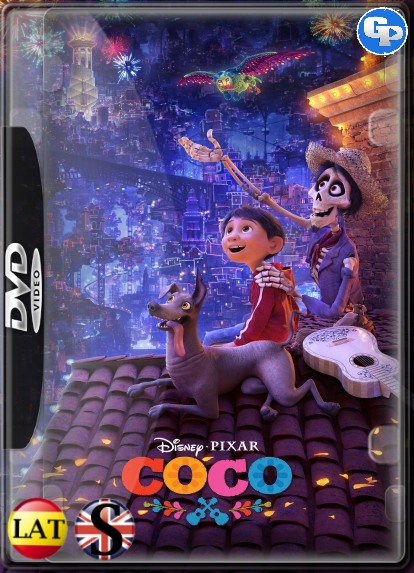 Coco (2017) DVD5 LATINO/INGLES
