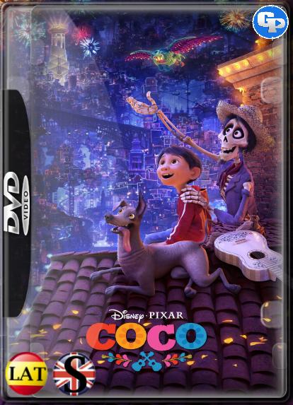 Coco (2017) DVD5 LATINO/INGLES