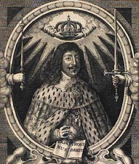 De Danske Enevældige Konger: Den første enevældige konge: Frederik den 3.