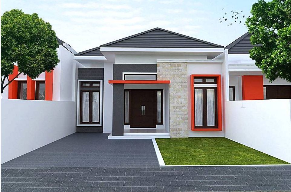 Turning your dream house into reality is one of the most beautiful feelings in the world. Whether it is a big or a small house design, having a house of your own is said to be a product of a hard work. Since building a house is not cheap nowadays, many people opt to have a small beautiful house design. Bungalow house design or single-story houses are also timeless.   Do you have your dream house already? If not, here are 25 new build house design you may consider! You can copy the facade's style and design your own house floor plans!