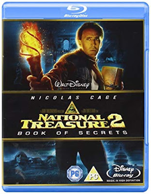 National Treasure Book Of Secrets 2007 Dual Audio BRRip 480p 400Mb x264