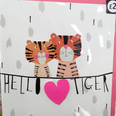 Print Pattern Valentines 2018 Tesco