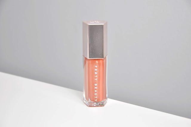 recenzja błyszczyka fenty beauty gloss bomb universal lip luminizer