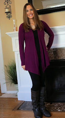 41Hawthorn Abrianna Longsleeve Knit Cardigan Stitch Fix October 2015